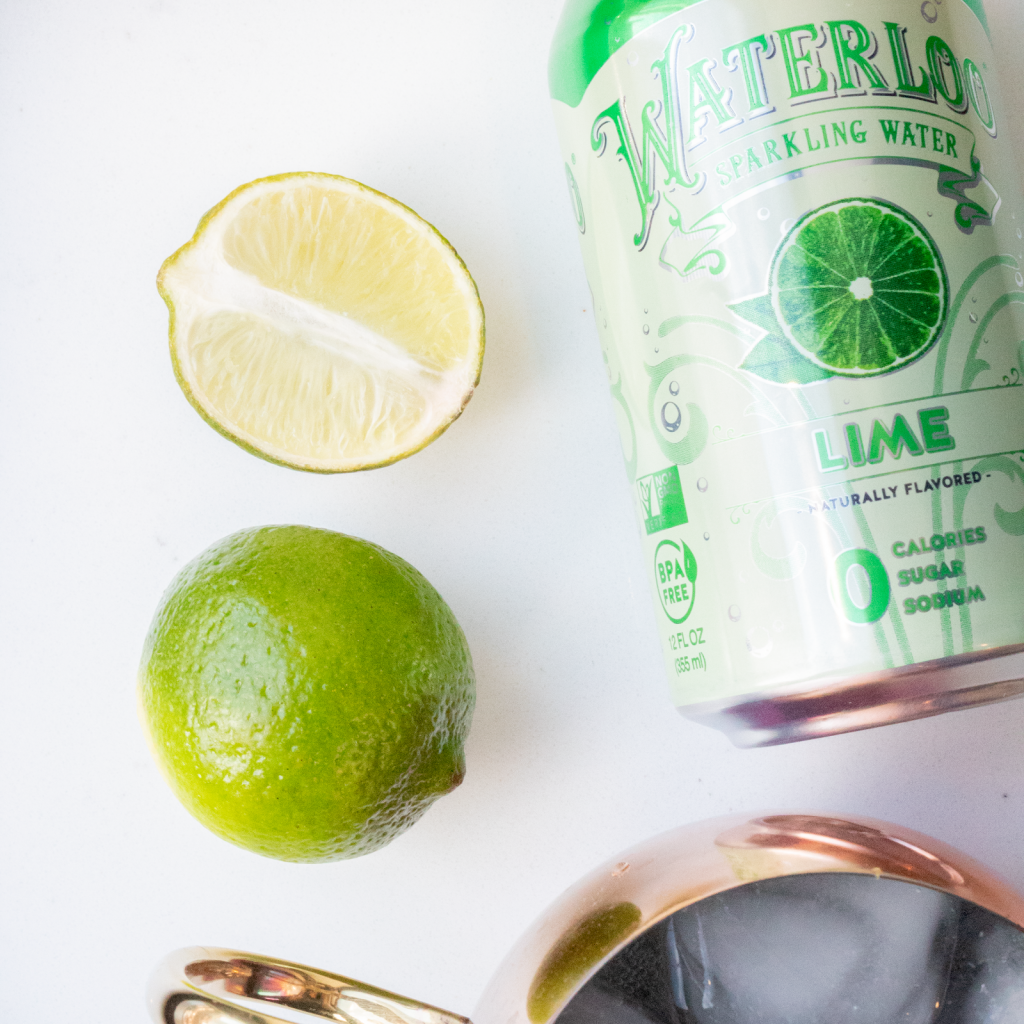 Waterloo Sparkling Water Cocktail Recipes
